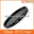 Digital Camera IR filter 37mm 720nm