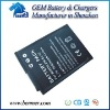 Digital camera battery For EN-EL12(Coolpix S610/S610c/S710)