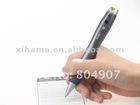 2D Portable infrared Document Pen Scanner 2048x1536 pixels Image Resolution Laser Frame 2-Dimensional