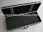 2012 aluminum gun case,rifle case ,pistol case,bow case with sponge and stonge handle