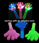 Promotional led light hand clapper