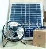 solar DC fan--12V