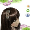 MJ-D-66 Delicate flowers crystal hair hoop /Fashion crystal hair hoop