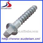 AS railway sleeper screw/ fastners bolts nuts screws