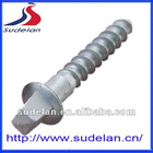 AS railway sleeper screw/ fastners bolts nuts screws