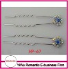 hot sale girls metal hair pins