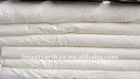 white gray fabric made of 100% cotton pure in elastic twill