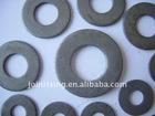 Steel DIN125 flat washers