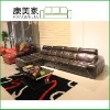 2012 new design leather sofa 2680#