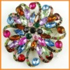 Cheap costume rhinestone brooches