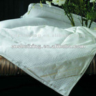 luxury and soft jacquard natural silk quilt shanghai factory
