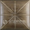 interior fire resistant leather decoration wall panel
