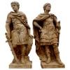 Ancient Soldier Sculpture, religious Sculpture