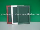 chalk board, green board