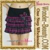 New stylish mini skirt for school