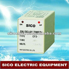Electric Timer Relay SC-CF3