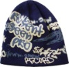 Boys knitted baggy beanie