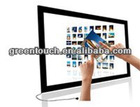 """15"""" USB-power IR(infrared) Touch frame overlay kit with glass"""