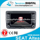 Sharing Digital Hot Sell with GPS System for VW Seat Alter(2004-2011)