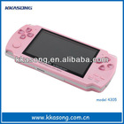 4.3 inch 4G chip Bulit in Camera FM TV OUT Handheld Game Player Free 3000 games