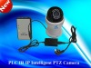 Intelligent PTZ IR PLC IP Camera