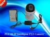 Intelligent PTZ IR PLC IP Camera
