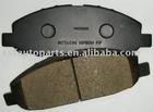 auto brake pad for NISSAN URVAN E25 41060-VW085