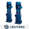 DL VERTICAL I MULTISTAGE CENTRIFUGAL PUMP
