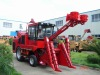 sugar cane harvester machine