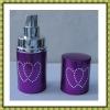 50ml purple perfume bottle
