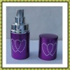 50ml purple perfume bottle