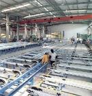 aluminum profile production line