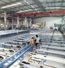 aluminum profile production line
