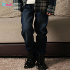 Branded Clothes For Children Boy Jean Pants Korean Fashion Wear