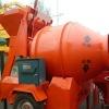 high efficiency JZM350 portable concrete mixer