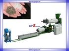 Plastic recycling machine for XPS/PE/PS foam scraps