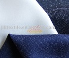 100Dx150D Fusible Twill Interlining with PA double-dot