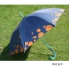 Rpet promotion aluminum alloy umbrella
