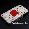 Lovely Crystal iPhone 4s/4 Case