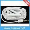 Mobile Headphone Earphones for Samsung Galaxy S3 Series with Volume Control and Mic