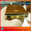 2012 Unique Design for iphone 5 24k gold mirror --Quality