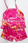 silk children's suit