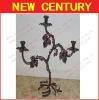 wrought iron candleholder GY7054