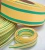 Heat shrinkable tube-green and yellow tube