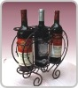 wine metal rack,wine metal holder