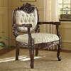antique solid wood hand Carved arm chair,leisure arm chair