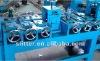 flat bar straightener and cutting machine /chamfering and deburring machine