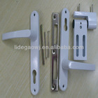 Aluminium alloy ,zinc-alloy door handle ,door lock,Sliding door lock,Slide door lock