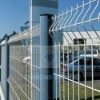 PVC coated & Galvanized Welded Wire Fence Panel