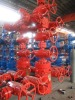 api 6a KQ65-35 wellhead assembly cheristmas tree